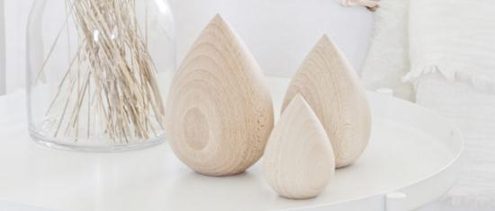 Mobiles en bois